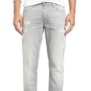 NWT! J Brand Mens Tyler Slim Fit Jeans in Alrakis